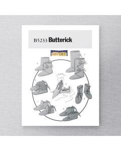BUTTERICK - B5233 ACCESSOIRES HISTORIQUES POUR DÉGUISEMENT - OSZ