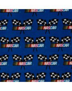 POLAR NASCAR PAR CAMELOT - CHECKEROUGE FLAG BLEU