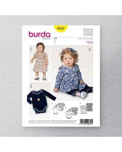 BURDA - 9347 COORDONNÉS POUR ENFANTS