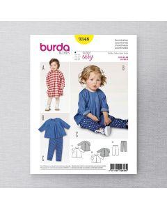 BURDA - 9348 COORDONNÉS POUR ENFANTS