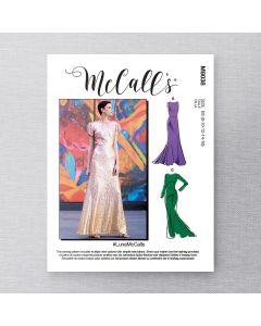 MCCALLS - M8038 ROBES OCCASION SPÉCIAL POUR FEMME