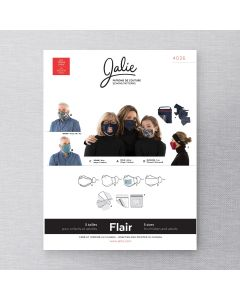 JALIE 4026 - FLAIR FACE MASKS AND ACCESSORIES