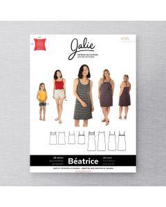 JALIE 4135 - BÉATRICE TANK TOPS AND DRESSES