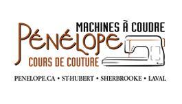 Logo for the brand Pénélope